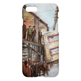 City - Cleveland OH - Open house 1913 iPhone 8/7 Case