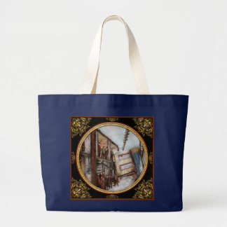 City - Cleveland OH - Open house 1913 Large Tote Bag