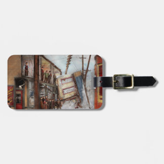 City - Cleveland OH - Open house 1913 Luggage Tag