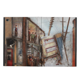 City - Cleveland OH - Open house 1913 Powis iPad Air 2 Case