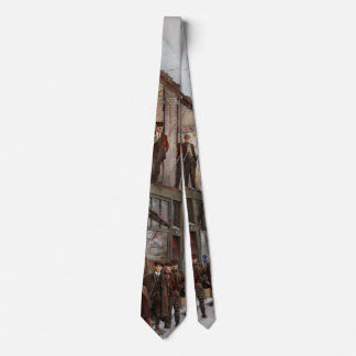City - Cleveland OH - Open house 1913 Tie