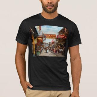 City - Coney Island NY - Bowery Beer 1903 T-Shirt
