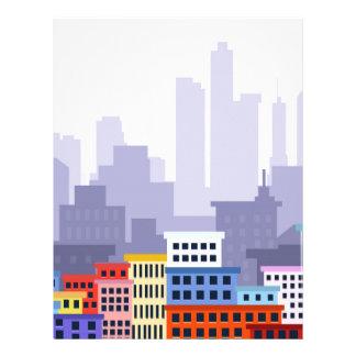City Custom Letterhead