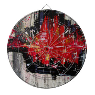city dartboard