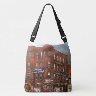 City - DC - Candy, Cigars, Souvenirs 1920 Crossbody Bag