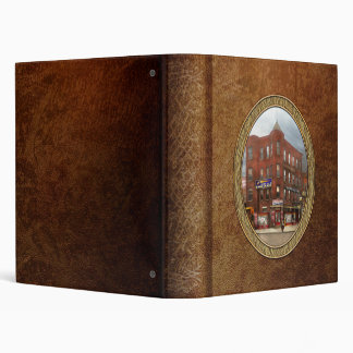 City - DC - Candy, Cigars, Souvenirs 1920 Vinyl Binders