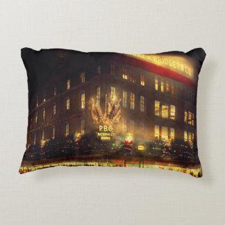 City - DC - Parker & Bridget Co 1921 Accent Pillow