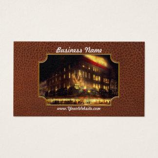 City - DC - Parker & Bridget Co 1921 Business Card