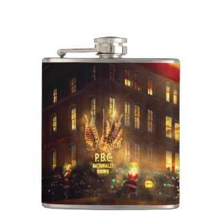City - DC - Parker & Bridget Co 1921 Flasks
