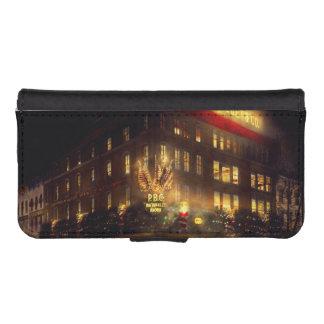 City - DC - Parker & Bridget Co 1921 iPhone SE/5/5s Wallet Case