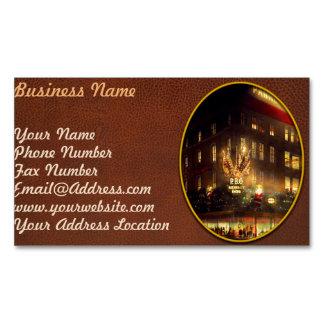 City - DC - Parker & Bridget Co 1921 Magnetic Business Card