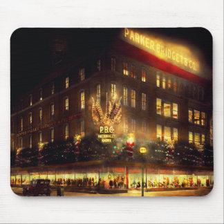 City - DC - Parker & Bridget Co 1921 Mouse Pad