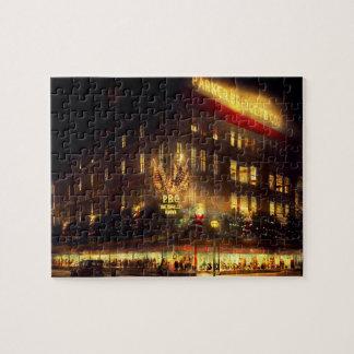 City - DC - Parker & Bridget Co 1921 Puzzles