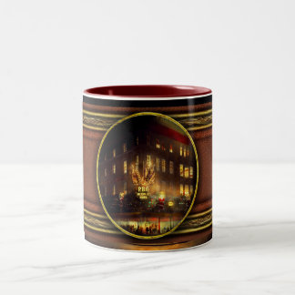 City - DC - Parker & Bridget Co 1921 Two-Tone Coffee Mug