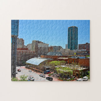 City Driving Puzzle