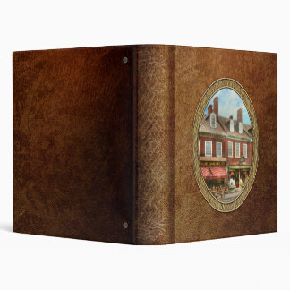 City - Easton MD - A slice of American life 1936 3 Ring Binders