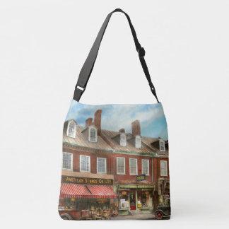 City - Easton MD - A slice of American life 1936 Crossbody Bag
