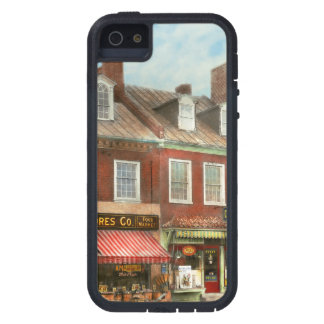 City - Easton MD - A slice of American life 1936 iPhone 5 Cases