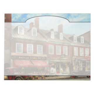 City - Easton MD - A slice of American life 1936 Notepad