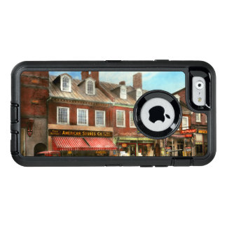 City - Easton MD - A slice of American life 1936 OtterBox Defender iPhone Case