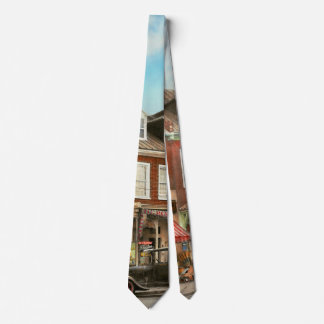 City - Easton MD - A slice of American life 1936 Tie