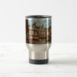 City - Easton MD - A slice of American life 1936 Travel Mug