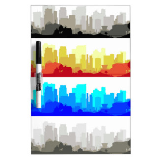City Edge Dry Erase Board