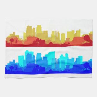 City Edge Hand Towels