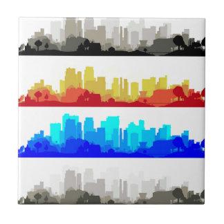 City Edge Tile