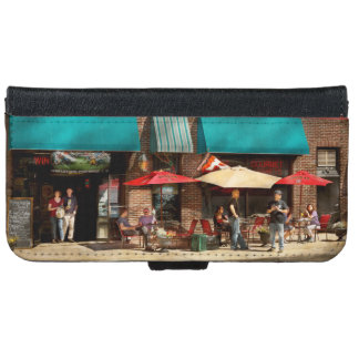 City - Edison NJ - Pino's basket shop iPhone 6 Wallet Case