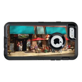 City - Edison NJ - Pino's basket shop OtterBox Defender iPhone Case