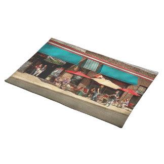City - Edison NJ - Pino's basket shop Placemat