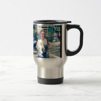 city girl travel mug
