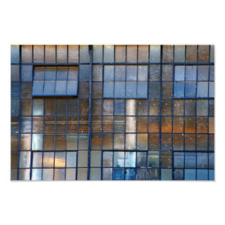 City Glass. Photograph