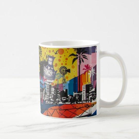 City Graffiti Coffee Mug