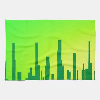 City Greenscape Kitchen Towel