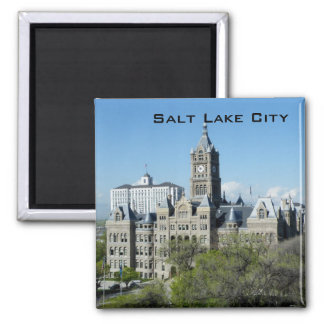 City Hall Magnet