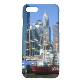 City Harbor Boats iPhone 7 Case