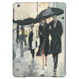 City in the Rain iPad Air Cover