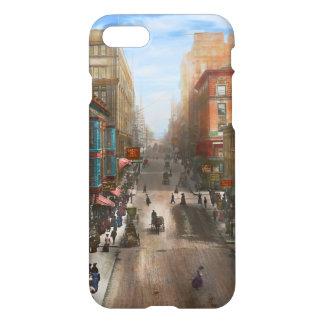 City - Kansas City MO - Petticoat Lane 1906 iPhone 7 Case