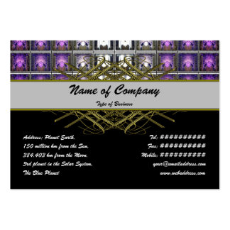 City Large Business Card