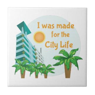 City Life Ceramic Tiles