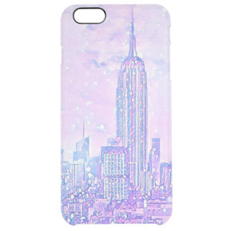 City Life iPhone 6/6s Plus Clearly™ Case