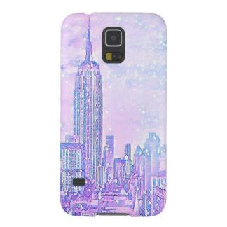 City Life Samsung Galaxy S5 Phone Case