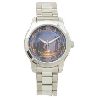 City Lights Custom Watch 1093 By Zazz_it