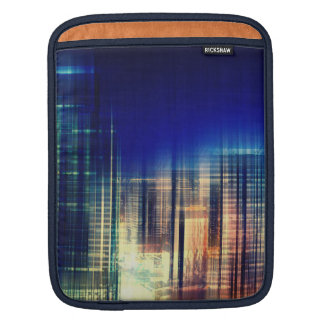 City Lights iPad Sleeves