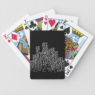 City Lights Poker Deck