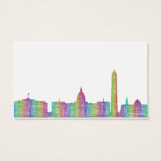 city_line_04_USA_Washington Business Card