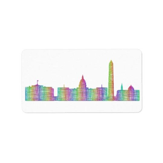 city_line_04_USA_Washington Label
