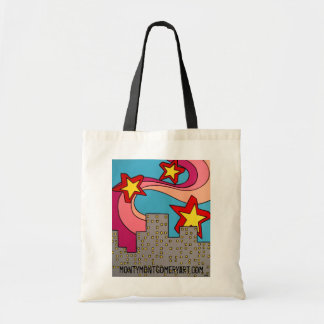 """City Livin'"" Tote bag"